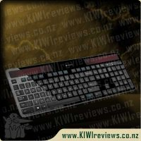 Logitech Wireless Solar Keyboard - k750r