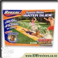 BanzaiSpeedBlastWaterSlide