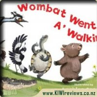 Wombat Went a Walking