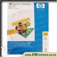HP Transfer Iron On