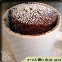 Three Minute Mug Cake