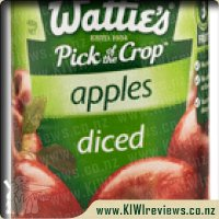 Watties Pick of the Crop Diced Apples