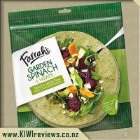 Farrah's Wraps - Garden Spinach
