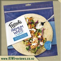 Farrah's Wraps - Premium White