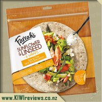 Farrah's Wraps - Sunflower and Linseed