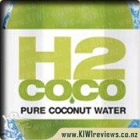 H2CocoPureCoconutWater