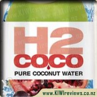 H2 Coco Pure Coconut Water - Pomegranate & Acai