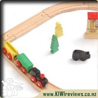 Big jigs rail train set