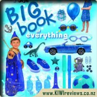 The big book of everything for boys