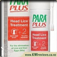 Para Plus Headlice Treatment