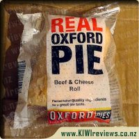 Oxford Beef & Cheese Roll