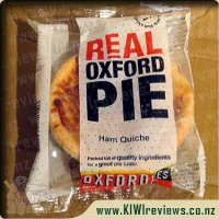 Oxford Ham Quiche