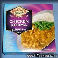Patak'sOriginal:ChickenKorma