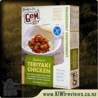 GEM Japanese Teriyaki Chicken with Rice