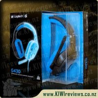 G430 Surround-Sound Gaming Headset