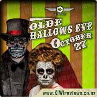 Olde Hallows Eve at MOTAT - 2013