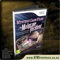 Mystery Case Files - The Malgrave Incident