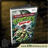 Teenage Mutant Ninja Turtles Smash Up