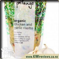 Pitango Organic Chicken and Garlic Risotto