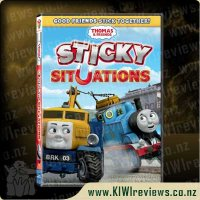 Thomas and Friends - Sticky Situtations