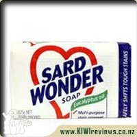 Sard Wonder Laundry Soap