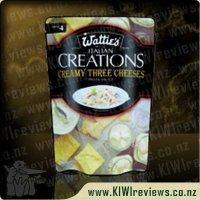 ItalianCreations:CreamyThreeCheeses