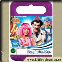 LazyTown - The Purple Panther