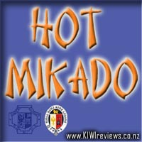 Hot Mikado ... Limited Time Only