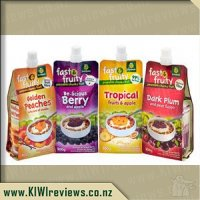 Fast & Fruity Chunky Pourable Fruit