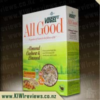 Vogel's All Good : Almond, Cashew and Linseed