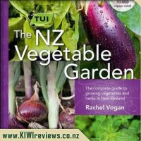 The Tui NZ Vegetable Garden - Third Edition