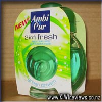 Ambi Pur 2in1 Fresh : Green Dream