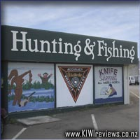 Hunting & Fishing (Manawatu)