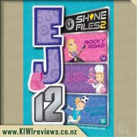 EJ12 Girl Hero: Shine Files 2