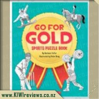 Go For Gold  Sports Puzzle  Book