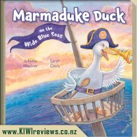 Marmaduke Duck on the Wide Blue Seas