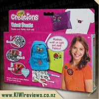 Crayola Creations - Velvet Decals