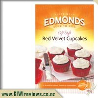 Edmonds Red Velvet Cupcakes