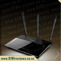 Wireless AC1900 Dual Band Gigabit Cloud Router - DIR-880L