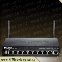 D-Link Unified Wireless N Services Router - DSR-250N