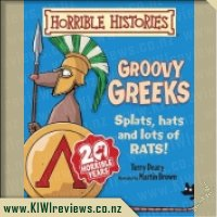 Horrible Histories: Groovy Greeks (Junior Edition)