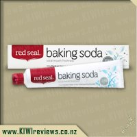 Red Seal Baking Soda Toothpaste