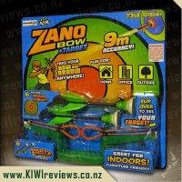 Zano Bow + Target