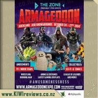 Armageddon Expo 2014 - Auckland