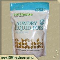 EarthwiseLaundryLiquidPods-FragranceFree