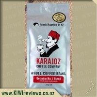 Karajoz Coffee Company Genuine No.1 Blend Whole Coffee Beans