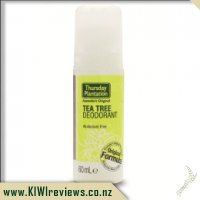 Tea Tree Deodorant