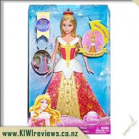 Disney Princess Magic Dress Sleeping Beauty Doll