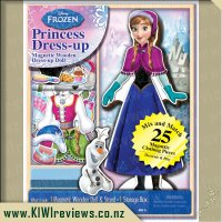 Disney Frozen - Princess Dress-Up: Anna