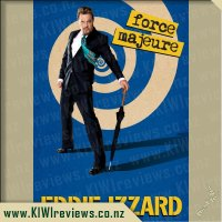 Eddie Izzard - Force Majeure World Tour